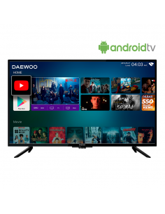 Android Smart TV 43...
